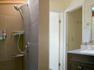 Sol Duc Shower
