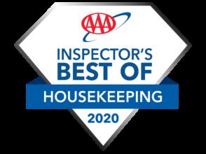 2020 Best of Housekeeping Badge